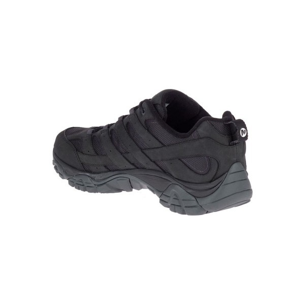 Merrell Shoes Moab 2 Smooth J42511 Black