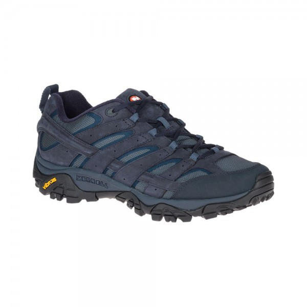 Merrell Shoes Moab 2 Smooth J42511 Navy