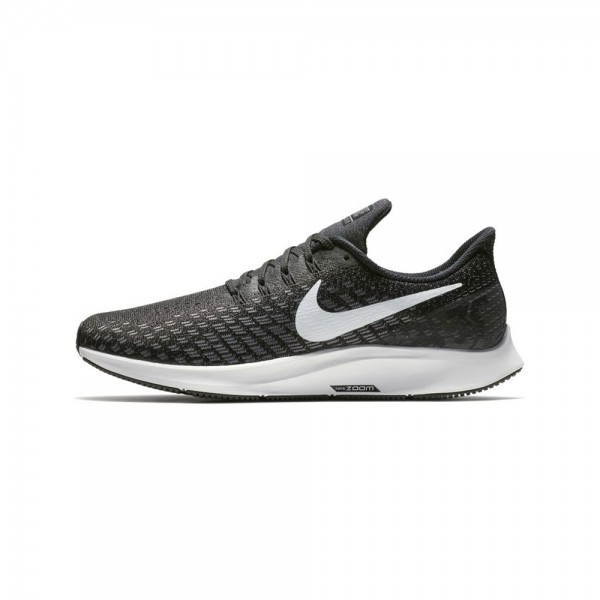 Nike Air Zoom Pegasus 35 Black Gunsmoke Oil Grey White