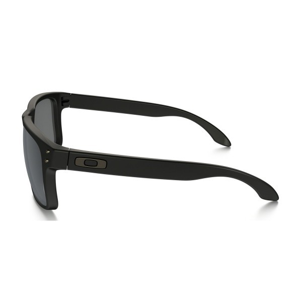 Original Oakley Holbrook Sunglasses OO9102-62 Matte Black Iridium Polarized Lens