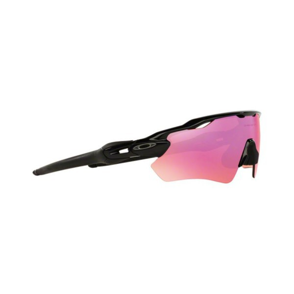 New Oakley Radar EV Path Sunglasses OO9208-04 Polished Black Prizm Trail Lens