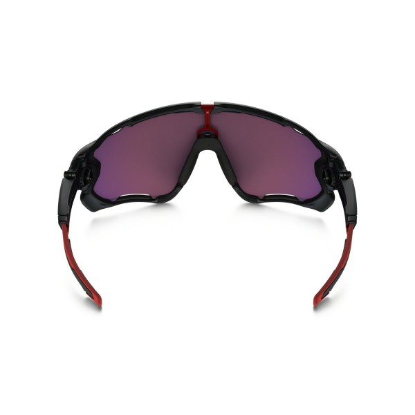 New Authentic Oakley Jawbreaker Sunglasses OO9290-20 Matte Black Prizm Road Lens