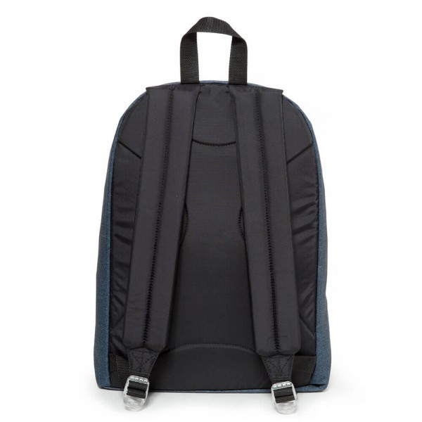 Eastpak Backpack Out Of Office Frosted Navy