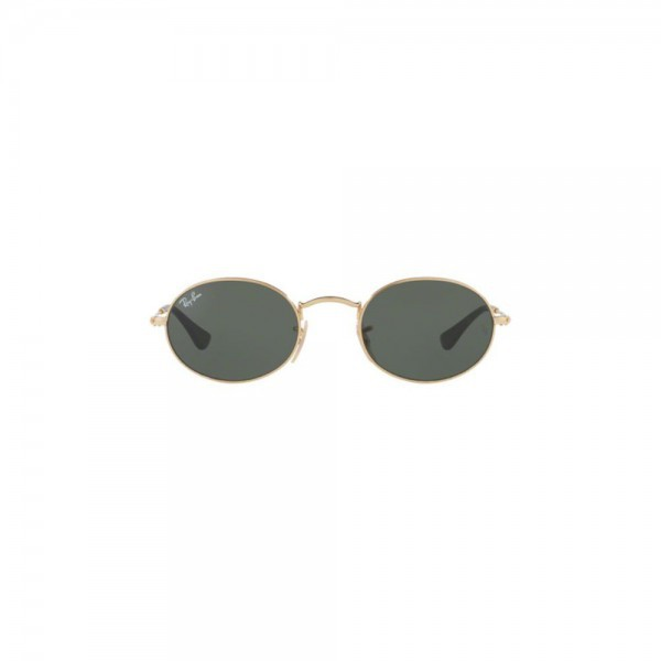 Ray Ban Oval Flat RB3547N 001 51mm