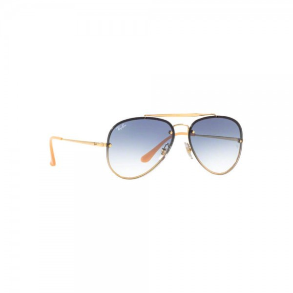 Ray Ban Blaze Aviator RB3584N 001/19 58mm
