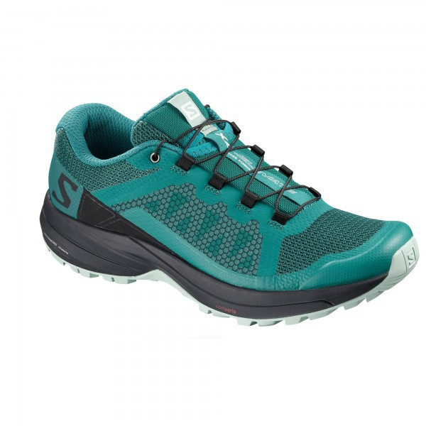 Salomon XA Elevate Shoes Deep Lake Black Eggshell Blue