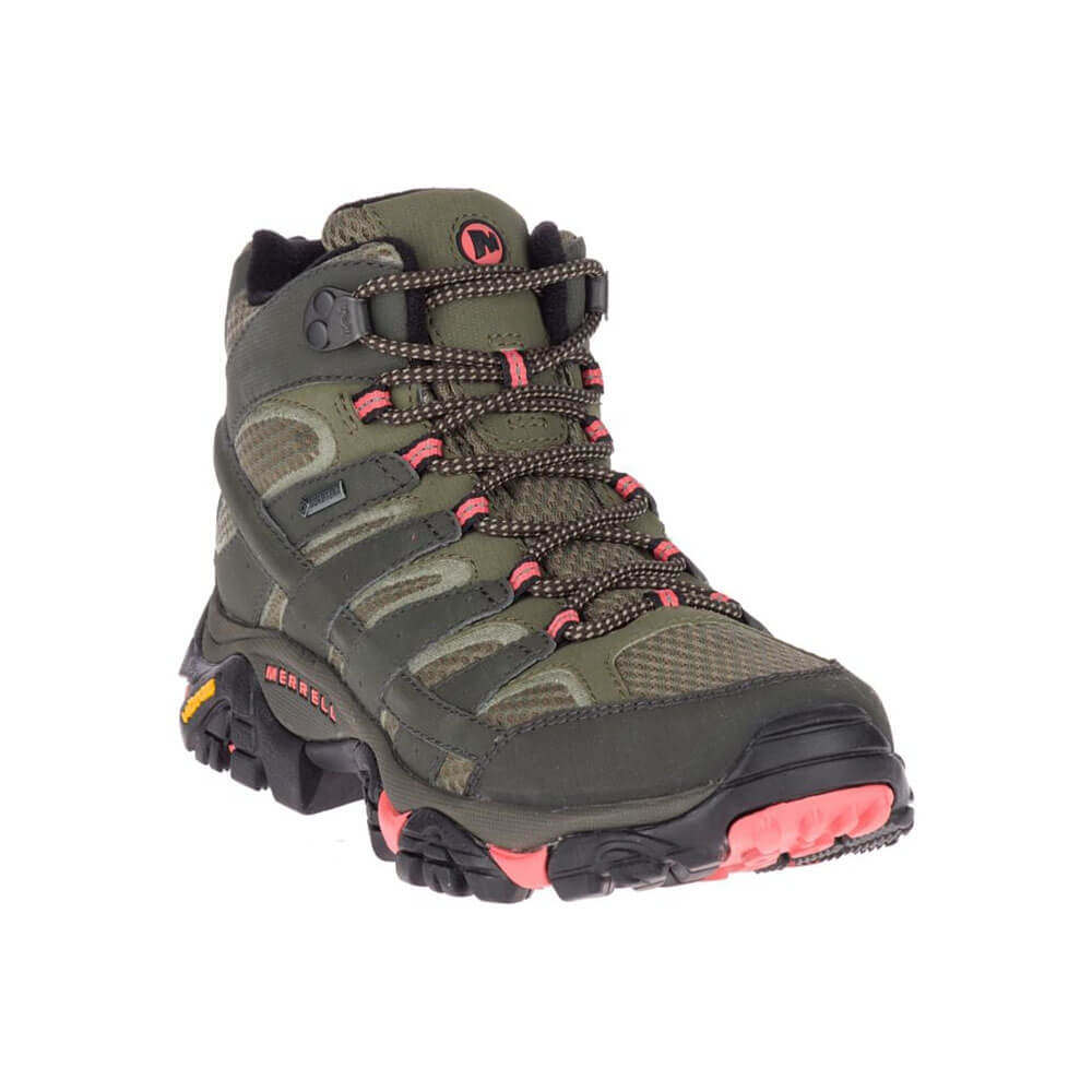 New Merrell Moab 2 Mid Mid Mid Gore-Tex damen Hiking schuhe All Größes NIB 93c965