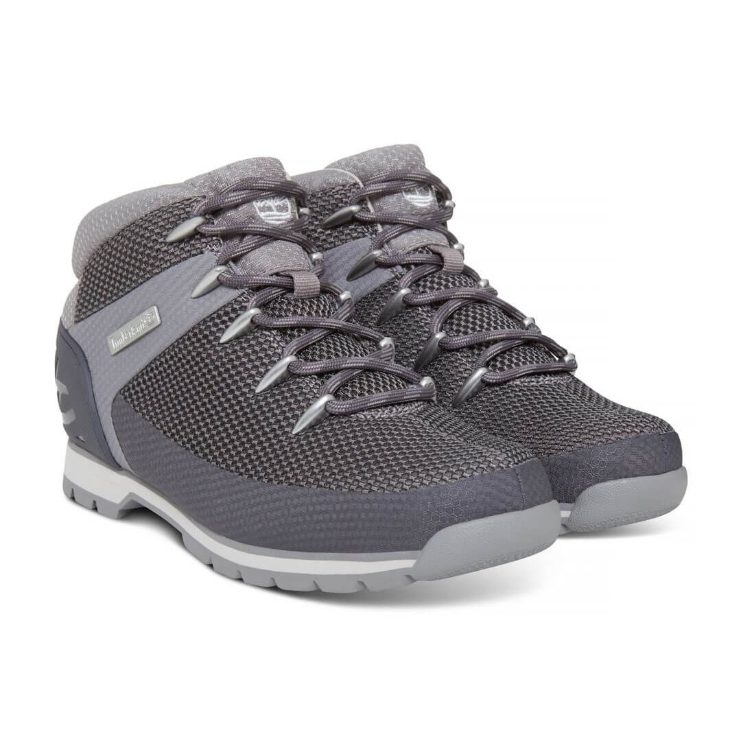 New Timberland Euro Sprint Hiker Mens Fabric Boots Shoes