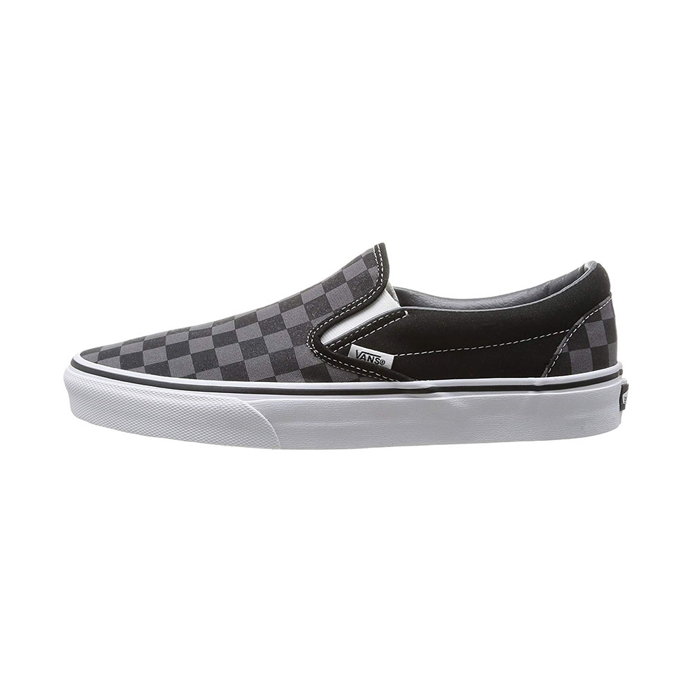 Authentic-Vans-Slip-On-Shoes-Classic-Black-White-Canvas-Men-Sneakers-All-Sizes thumbnail 26
